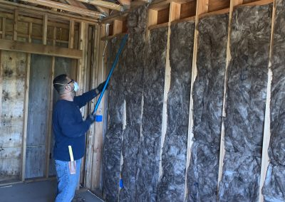 Batted Insulation Project | Sequoia Insulation