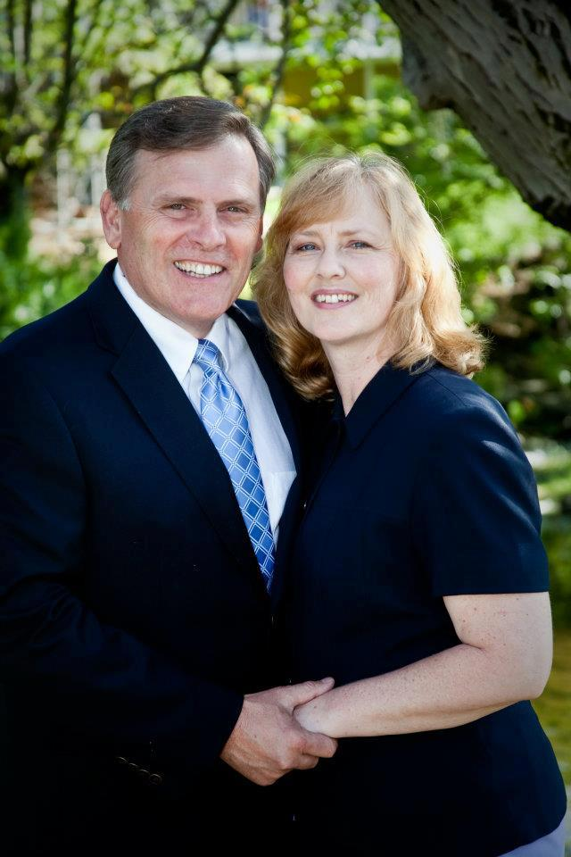 Ric and Londa Oller, founders of Material Ventures